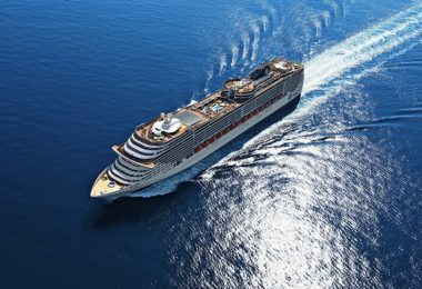 MSC Divina Review